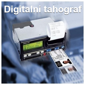 Digitalni tahograf